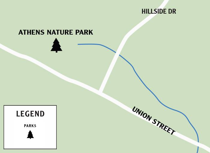 Athens Walking Trails