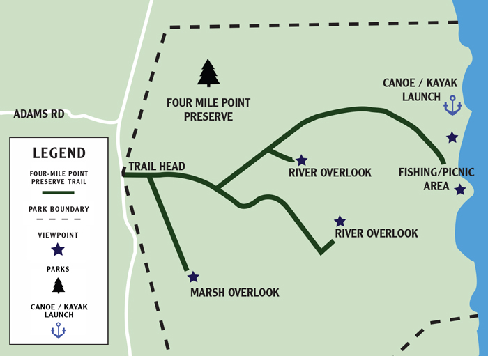 Coxsackie Walking Trails