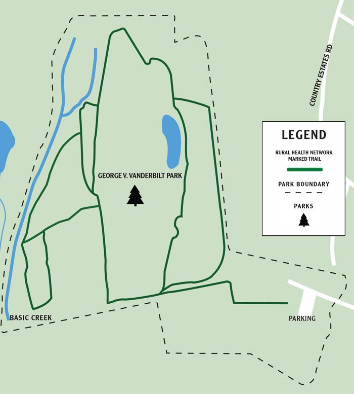 Greenville Walking Trails