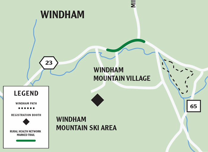 Windham Walking Trails