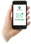 Receive texts from the Greene County Rural Health Network