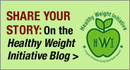 Healthy Weight Initiative Blog