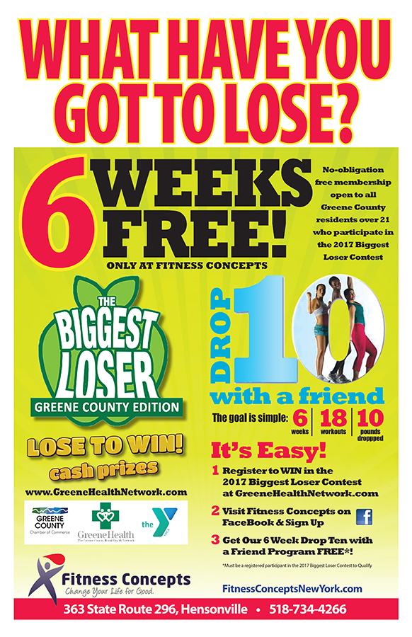 Biggest Loser Poster