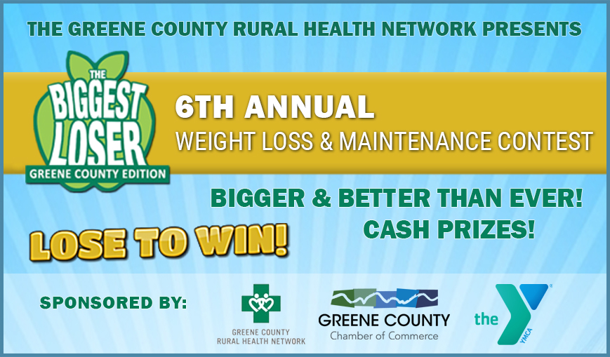 Weight Loss & Maintenance - Biggest Loser Contest