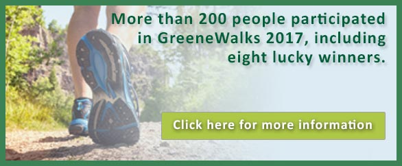 GreenWalks 2017 Winners