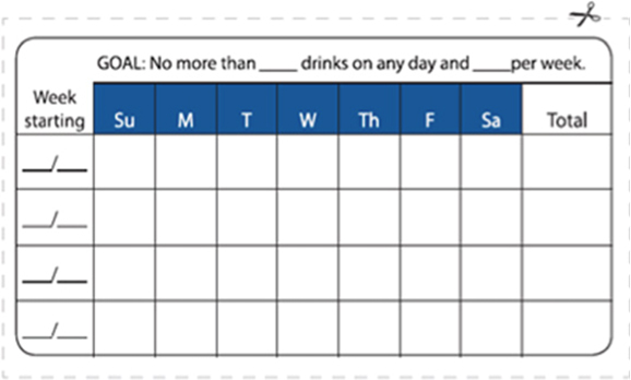 Keep Track of your Drinks