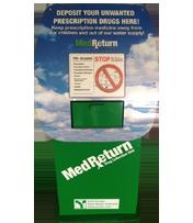 Medication Drop Boxes